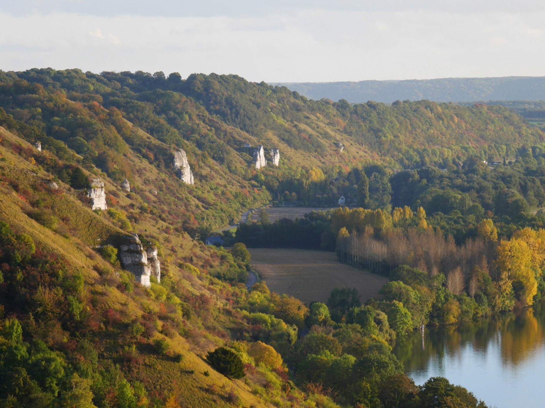 agglomération seine eure - charte de paysage et biodiversité